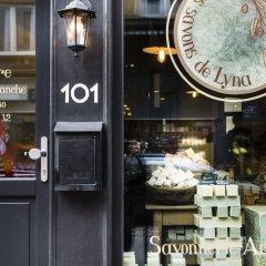Отель B&B La Maison Haute Бельгия, Брюссель - отзывы, цены и фото номеров - забронировать отель B&B La Maison Haute онлайн гостиничный бар