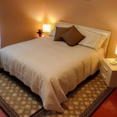 Отель B&B il Bughetto Карпенья комната для гостей