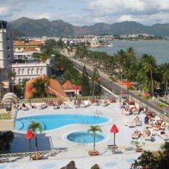 Yasaka Saigon Nha Trang Hotel бассейн
