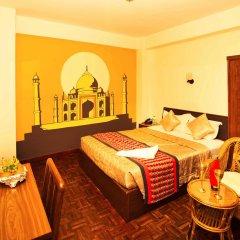 Отель Kathmandu Eco Hotel Непал, Катманду - отзывы, цены и фото номеров - забронировать отель Kathmandu Eco Hotel онлайн комната для гостей