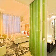 Park Plaza Wallstreet Berlin Mitte Hotel 4* Улучшенный номер с разными типами кроватей фото 5