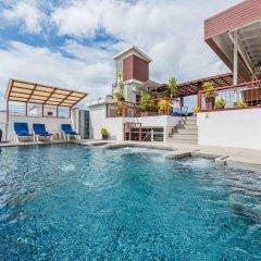 Апартаменты Kata Beach Studio бассейн фото 2