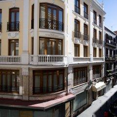 Отель MADRISOL Мадрид вид на фасад