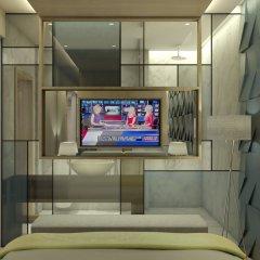 Отель Square Черногория, Будва - отзывы, цены и фото номеров - забронировать отель Square онлайн интерьер отеля фото 2