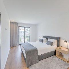 Апартаменты BO - Santos Pousada Turistic Apartments комната для гостей