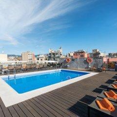 Отель Jazz Испания, Барселона - 1 отзыв об отеле, цены и фото номеров - забронировать отель Jazz онлайн бассейн фото 3