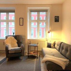 Отель 1 bedroom apt close to the queen 200-1 Дания, Копенгаген - отзывы, цены и фото номеров - забронировать отель 1 bedroom apt close to the queen 200-1 онлайн комната для гостей фото 2