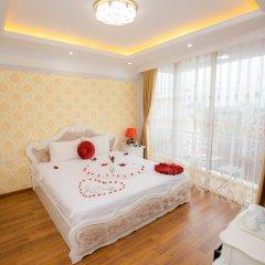 Hanoi Cristina Hotel & Travel комната для гостей фото 2