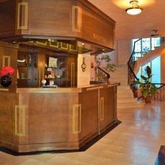 Отель Lazur Болгария, Кюстендил - отзывы, цены и фото номеров - забронировать отель Lazur онлайн интерьер отеля фото 2