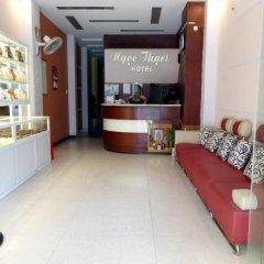 Отель Ngoc Thach Нячанг интерьер отеля фото 2