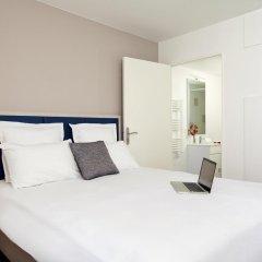 Отель Paris Davout Sejours & Affaires Франция, Париж - отзывы, цены и фото номеров - забронировать отель Paris Davout Sejours & Affaires онлайн комната для гостей фото 4