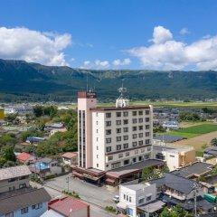Aso Hotel Минамиогуни фото 13