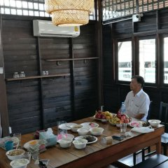 Отель Rachanatda Homestel Таиланд, Бангкок - отзывы, цены и фото номеров - забронировать отель Rachanatda Homestel онлайн питание фото 2