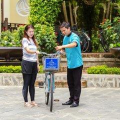 Отель Hoi An Silk Marina Resort & Spa Вьетнам, Хойан - отзывы, цены и фото номеров - забронировать отель Hoi An Silk Marina Resort & Spa онлайн спортивное сооружение