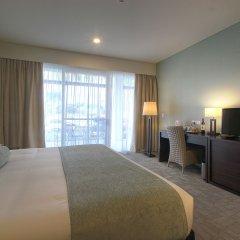 Отель Grand Pacific Hotel Фиджи, Сува - отзывы, цены и фото номеров - забронировать отель Grand Pacific Hotel онлайн комната для гостей фото 3