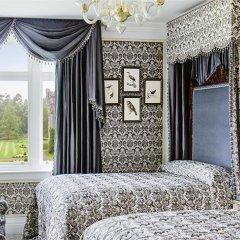 Отель Ashford Castle балкон