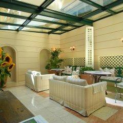 Philippos Hotel Афины бассейн
