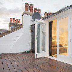 Отель 4 Bedroom House Next to Primrose Hill Великобритания, Лондон - отзывы, цены и фото номеров - забронировать отель 4 Bedroom House Next to Primrose Hill онлайн балкон