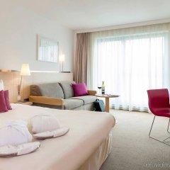 Отель Novotel Berlin Mitte Германия, Берлин - 3 отзыва об отеле, цены и фото номеров - забронировать отель Novotel Berlin Mitte онлайн комната для гостей