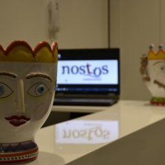 Отель B&B Nostos Сиракуза удобства в номере