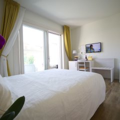 Отель B&B Villa Pini Чивитанова-Марке комната для гостей фото 4