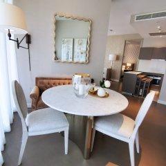 Отель Magnolias Ratchadamri Boulevard Бангкок в номере фото 2
