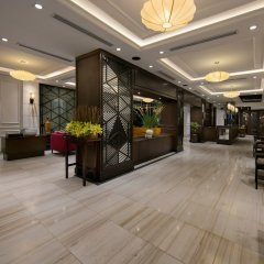 Quoc Hoa Premier Hotel интерьер отеля фото 3