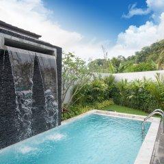 Отель Luxury 3 Bedroom Villa CoCo бассейн