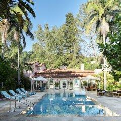 Отель Bel-Air США, Лос-Анджелес - отзывы, цены и фото номеров - забронировать отель Bel-Air онлайн бассейн фото 3