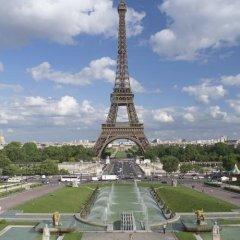 Отель Mercure Tour Eiffel Grenelle бассейн