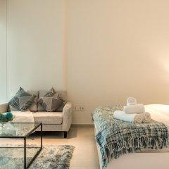 Апартаменты Airbetter-Dubai Downtown Superior Studio Дубай комната для гостей фото 4
