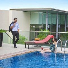 Отель Centro Barsha by Rotana бассейн фото 3