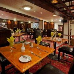 Отель Britannia Sachas Hotel Великобритания, Манчестер - 1 отзыв об отеле, цены и фото номеров - забронировать отель Britannia Sachas Hotel онлайн питание