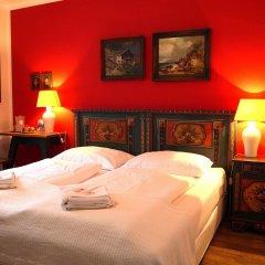 Отель Bergland Hotel Австрия, Зальцбург - отзывы, цены и фото номеров - забронировать отель Bergland Hotel онлайн удобства в номере фото 2