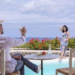 Отель Windmill Villas Греция, Остров Санторини - отзывы, цены и фото номеров - забронировать отель Windmill Villas онлайн питание фото 2
