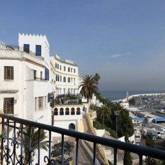 Отель Continental Марокко, Танжер - отзывы, цены и фото номеров - забронировать отель Continental онлайн балкон