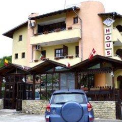 Отель Alex Болгария, Балчик - отзывы, цены и фото номеров - забронировать отель Alex онлайн парковка