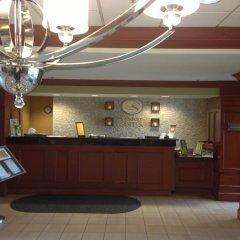 Отель Comfort Suites Manassas Battlefield Park спа фото 2