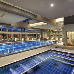 Отель Ankara Hilton бассейн
