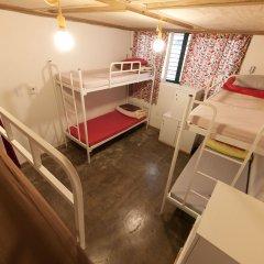 Lazy Fox Hostel комната для гостей