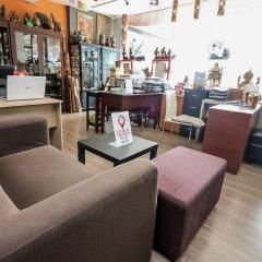 Отель NIDA Rooms Central Pattaya 333 Паттайя гостиничный бар