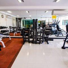 Отель Kacha Resort and Spa Koh Chang фитнесс-зал