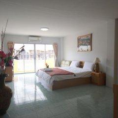 Отель Malee Beach Guest House Паттайя комната для гостей фото 3