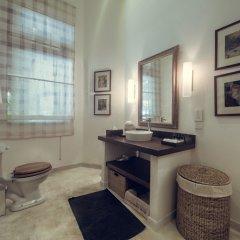Отель Вилла Taru Villas - Rampart Street Шри-Ланка, Галле - отзывы, цены и фото номеров - забронировать отель Вилла Taru Villas - Rampart Street онлайн ванная