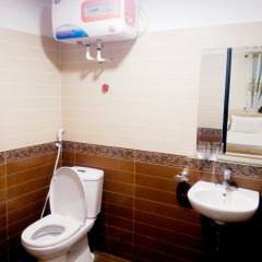 Sapa Golden Plaza Hotel ванная