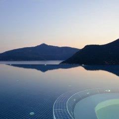 Kalamar Турция, Калкан - 4 отзыва об отеле, цены и фото номеров - забронировать отель Kalamar онлайн бассейн фото 3