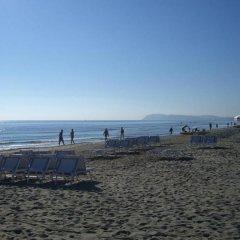 Hotel Sans Souci пляж