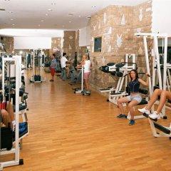 Отель Defne Garden фитнесс-зал