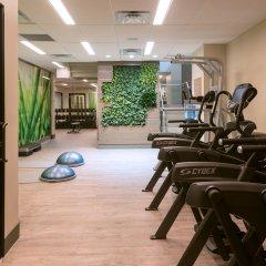 Отель Even Brooklyn Нью-Йорк фитнесс-зал
