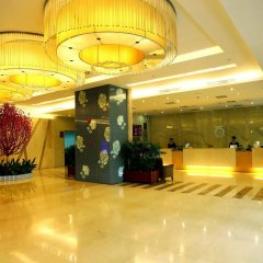 Shenzhen Sichuan Hotel Шэньчжэнь интерьер отеля